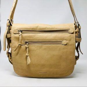 Like 🆕 FRANCESCO BIASIA leather messenger bag